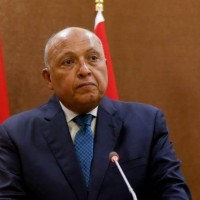 Egypt's foreign minister to meet Israeli counterpart on Sunday
