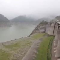 Rains bring 18 million cubic meters of water to Taiwan's Shihmen Reservoir