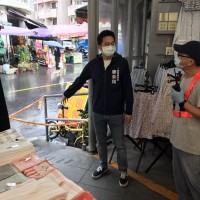 Taiwan's Kaohsiung to enforce crowd control at traditional markets