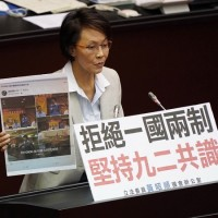 Former KMT lawmaker condemned for jumping Taiwan's COVID vaccination line
