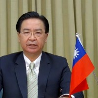 Taiwan foreign minister says China expanding influence beyond first island chain