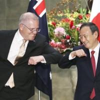 澳媒指出菅義偉計畫訪澳 強化中國威脅下的兩國盟友關係