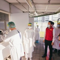 Taiwan's top science park mobilizes against COVID outbreak