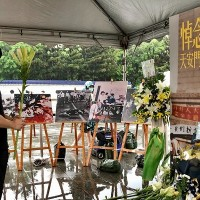 Taiwan hosts only Tiananmen Square Massacre memorial in Chinese-speaking world