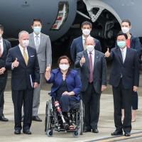 達克沃絲揭旋風訪台秘辛 韓國也被瞞在鼓裡