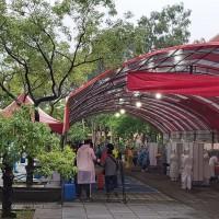 防堵電子廠疫情擴散 竹科6日啟用社區居民篩檢站  檢測量能可達1600人次