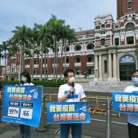 藍委批台灣指揮官陳時中「超前吹牛」•蘇揆反駁: 講這樣很不公平 延長3級警戒衝擊大•企業代表提紓困建言