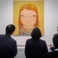 疫情衝擊!日本藝術家奈良美智台北首展提前喊卡 已吸引破四萬人朝聖約好下半年返台灣
