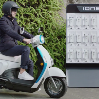 Taiwan's KYMCO signs two partners to Ionex battery swapping platform