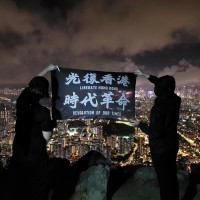 Beijing official says 'real enemies' want Hong Kong to be 'pawn in geopolitics'