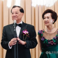 Former Taiwan vice president admits COVID-19 vaccination