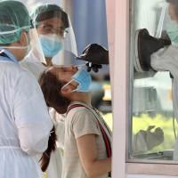 衛福部食藥署首度核准•武肺居家快篩試劑進口 最快一週後抵台灣