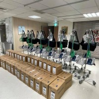 Entertainer donates 330 oxygen-supplying machines to Taiwan hospitals