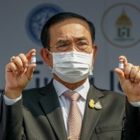 舉台灣新加坡為例•泰國總理:自產疫苗是最佳方式 120天內擬全面開放國境•7月普吉島率先實施