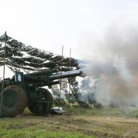 Taiwan's Penghu Defense Command conducts live-fire drills