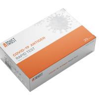 國產COVID-19家用快篩試劑  食藥署核准即將上市