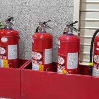 友善臺灣環境!環保署:滅火器乾粉藥劑符合環保標章規格標準