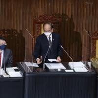 Taiwan legislators approve new COVID relief package