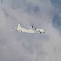 Chinese anti-submarine plane intrudes into Taiwan's ADIZ