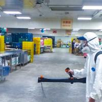26確診!台北市府成立北農快篩站 200名員工優先接種疫苗