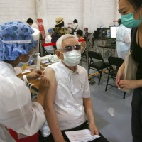 People over 65, pregnant next in line for vaccinations in Taiwan