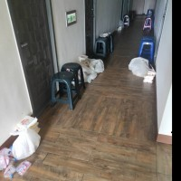 Migrant workers in Taiwan's Miaoli complain about lousy dorm environment