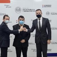 聯亞攜手Vaxxinity售巴拉圭百萬劑新冠疫苗 台灣外交部證實已簽約