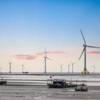 Taiwan monitors impact of Chinese wind turbine project