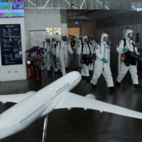 Taiwan's China Airlines completes 1st round of COVID vaccination of pilots