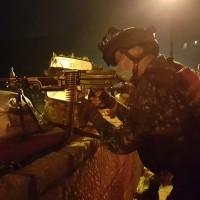Taiwan Army conducts live-fire drills in Matsu