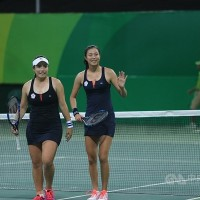 Taiwan's Chan sisters qualify for Tokyo Olympics