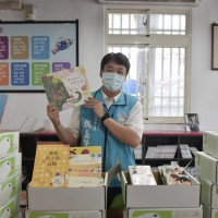 Taiwan's Hualien to deliver library books free of charge