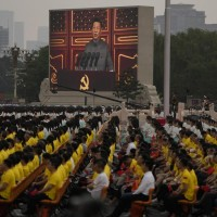 Taiwan pits peace, democracy against Xi's 'one China' principle