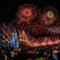 Penghu fireworks festival in Taiwan canceled