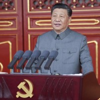The CCP's anniversary is a dark moment for the whole world