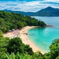 COVID-19疫情悶好久!泰國普吉島終迎來首批觀光客