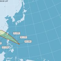 「烟花」颱風最快明生成!熱帶性低氣壓蠢蠢欲動 5日起花東恆春半島防大雨