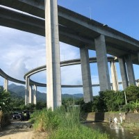 Five people have jumped to their deaths from same Taiwan highway since 2019