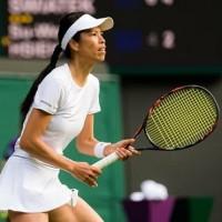 Taiwan's Hsieh and Belgian partner Mertens advance to quarterfinals at Wimbledon