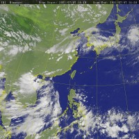 Hot, sunny weather forecast for Taiwan through July 13