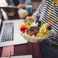 肥胖增加青少年罹病風險!掌握7大飲食原則 居家上班上學不要胖