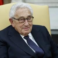 Henry Kissinger proposes 'Nixon formula' to revive China ties