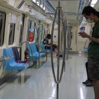 Taipei MRT cleaner, 6 relatives infected with COVID