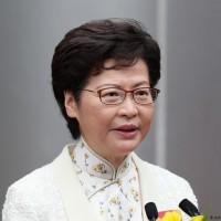 10月發布港府施政報告 林鄭月娥:所做工作未考慮連任問題