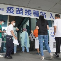 Taiwan reaffirms goal of 25% inoculation with 1st dose by end of July