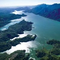 Taiwan's largest reservoir reopens to visitors