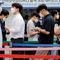 南韓也淪陷!Delta病毒入侵首都圈 連七天單日確診破千例