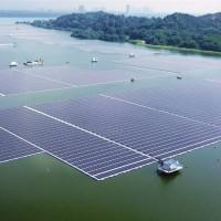 新加坡浮動式太陽能場啟用 生產電力等同減少7000輛汽車碳排