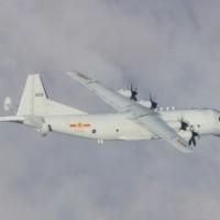 Chinese anti-submarine warfare plane enters Taiwan's ADIZ