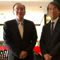 Taiwan's top diplomat in Munich meets with Japanese counterpart for 1st time